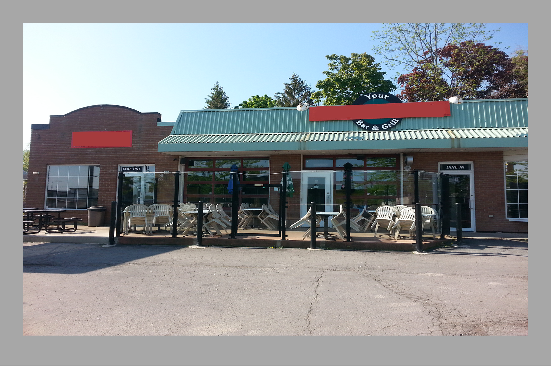 Restaurant/Pub/Bar/Pizzeria Business for sale with Property